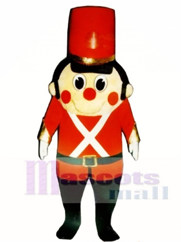 Madcap Toy Soldier Mascot Costume