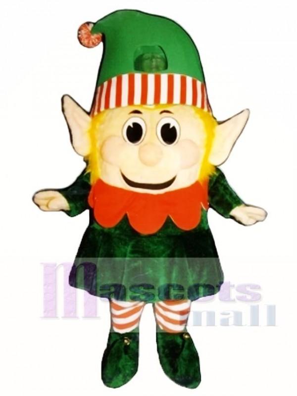 sc 1 st  Cheap Mascot Costumes & Madcap Girl Elf Mascot Costume Christmas Xmas