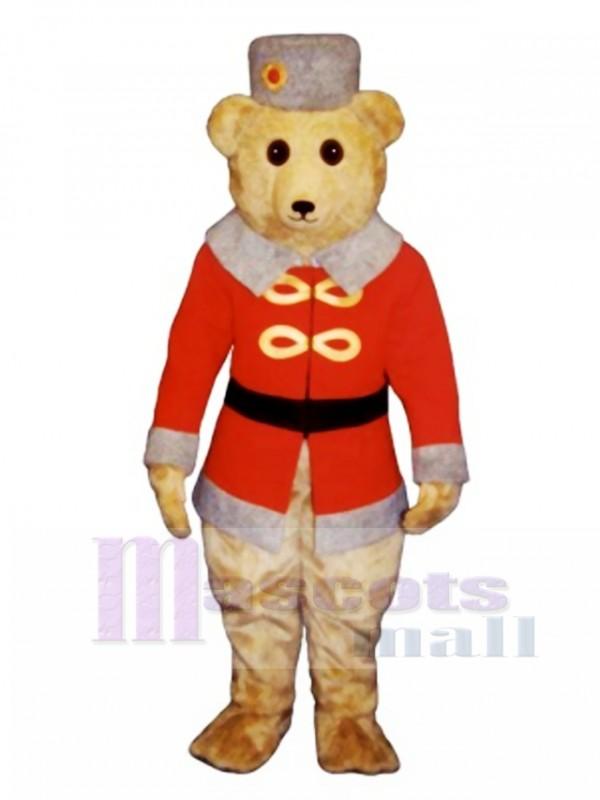 Cute Casimir Bearcovich Bear Mascot Costume