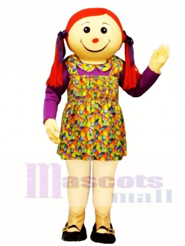 Molly Dolly Mascot Costume