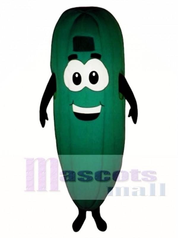 Cucumber Mascot Costume