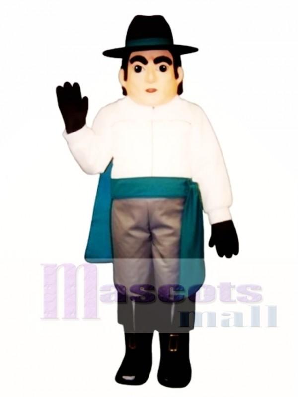 Raider Mascot Costume