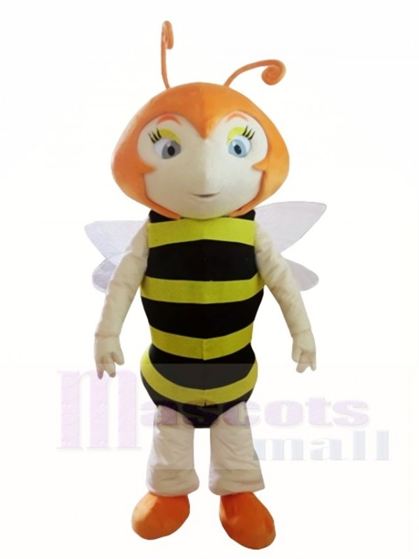 53ce3a6e9 Cute Bee Mascot Costumes Insect
