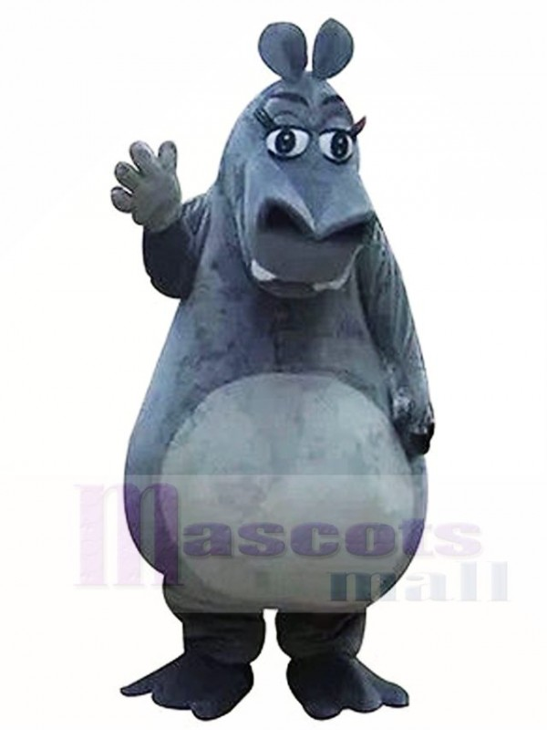 Hippo Mascot Costumes Animal