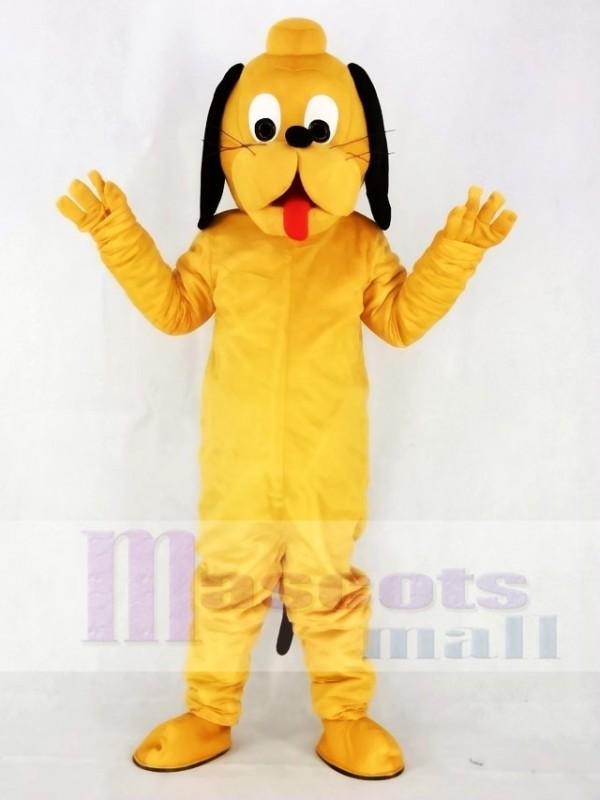 Pluto Dog Mascot Costumes Animal