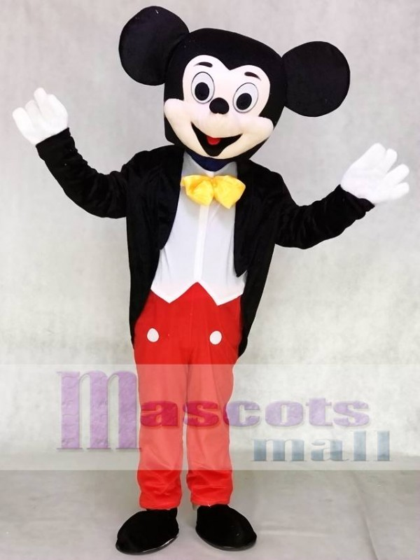 Mr Mickey Mouse Mascot Costumes Anime
