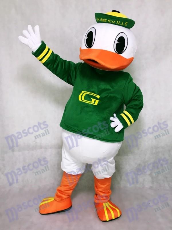 oregon duck college mascot costume