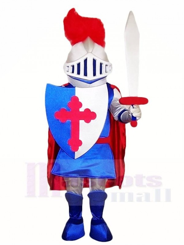 Lancer Knight Mascot Costumes Peo ...  sc 1 st  Cheap Mascot Costumes & Lancer Knight Mascot Costumes People