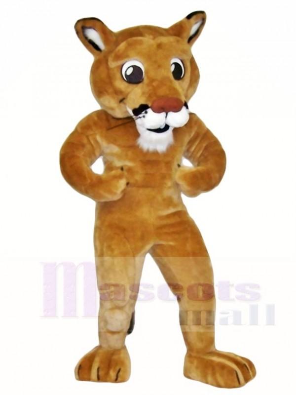 Cute Mountain Lion Mascot Costumes Animal