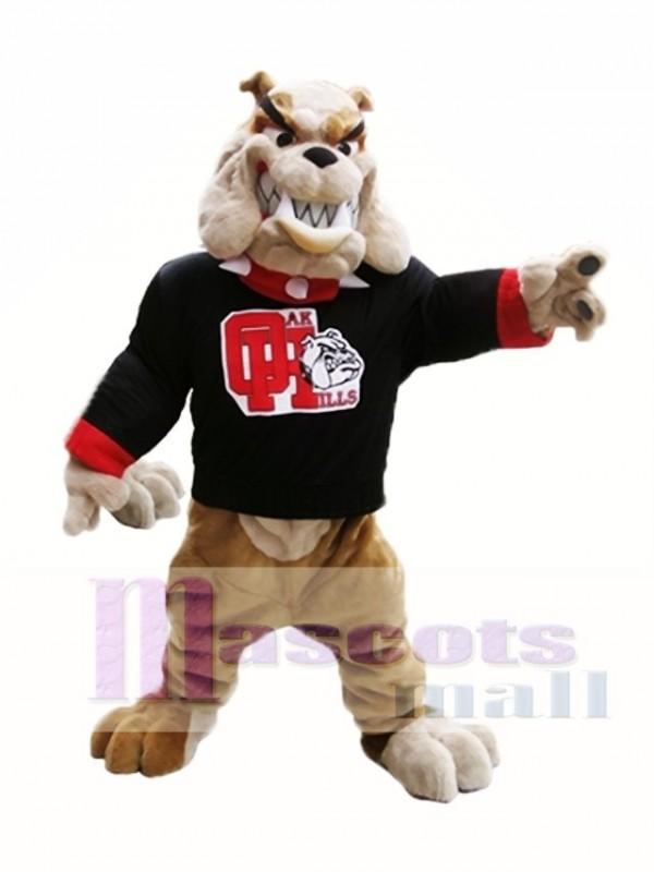 Bull Dog Mascot Costume Fierce Bull Dog Mascot Costumes
