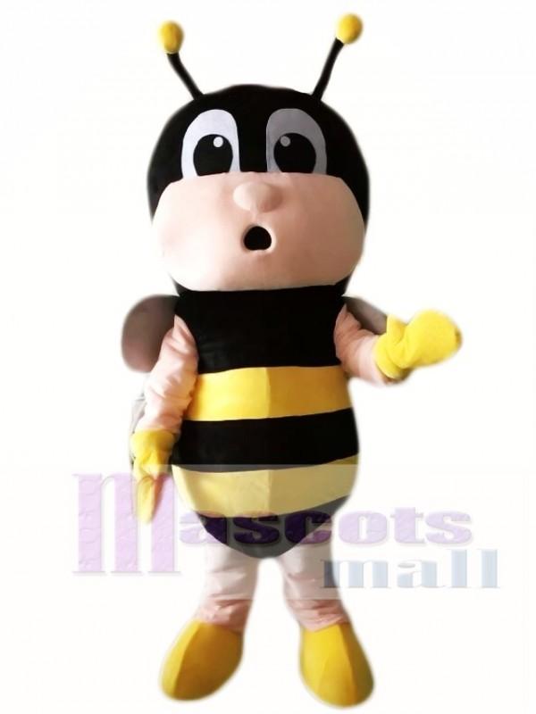 sc 1 st  Custom Mascot Costume & Cute Bee Mascot Costumes Insect