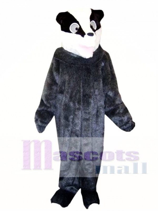 High Quality Adult Badger Mascot Costume Animal