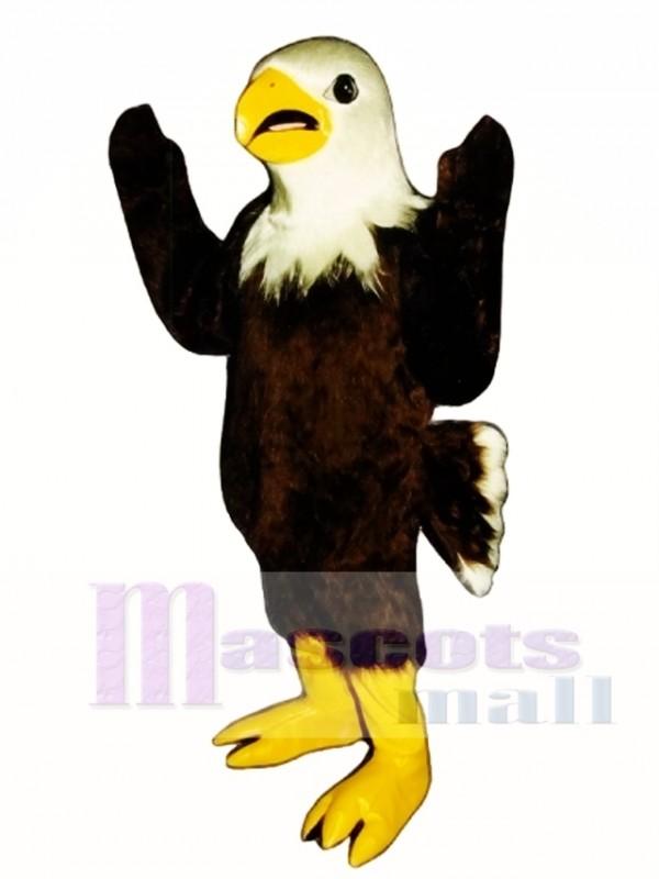 Cute Eagle Mascot Costume