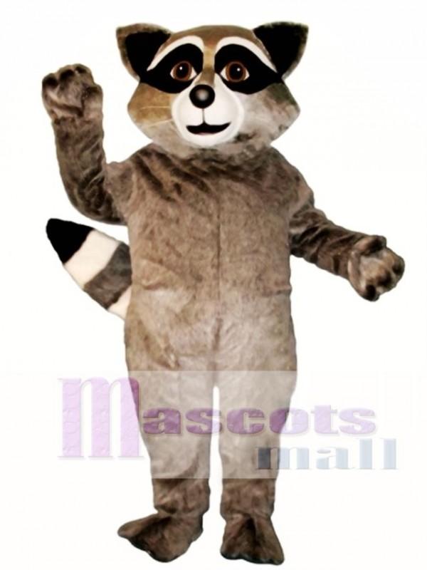 Cute Wild Raccoon Mascot Costume