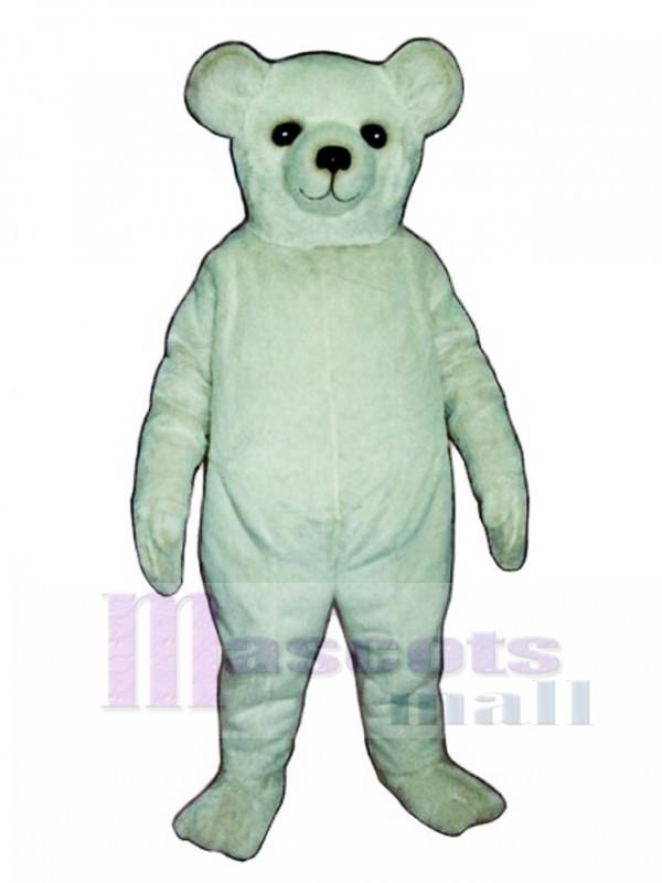New Snow Bear Mascot Costume