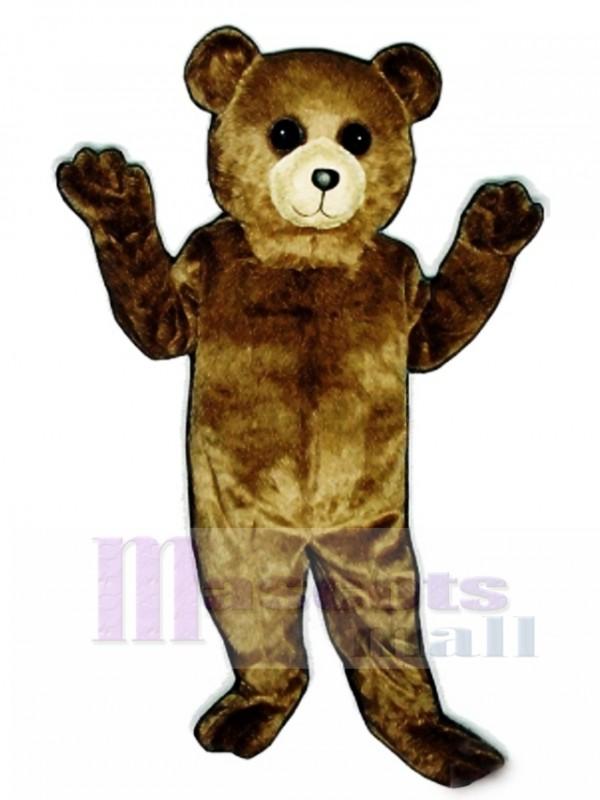 New Toy Teddy Bear Mascot Costume