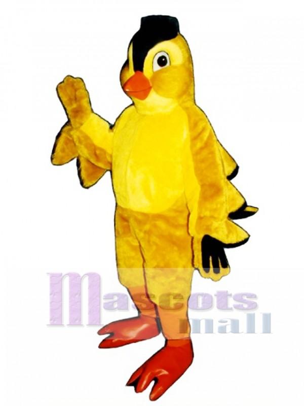 Finch Mascot Costume
