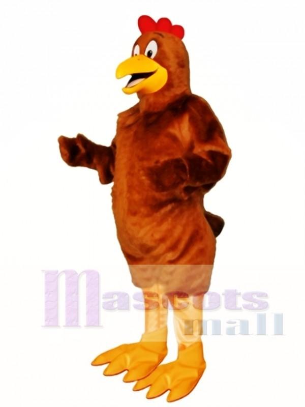 Cute Hen Mascot Costume