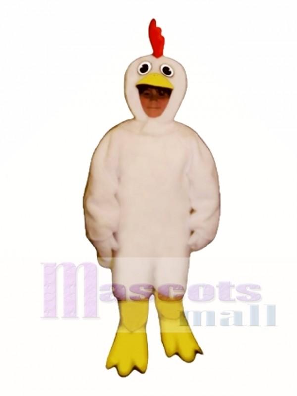 Cute Chicken Mascot Costume