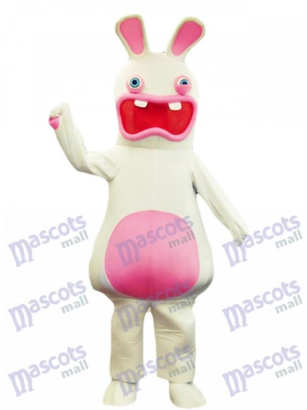 Rayman Raving Rabbit Easter Bunny Mascot Costume Animal