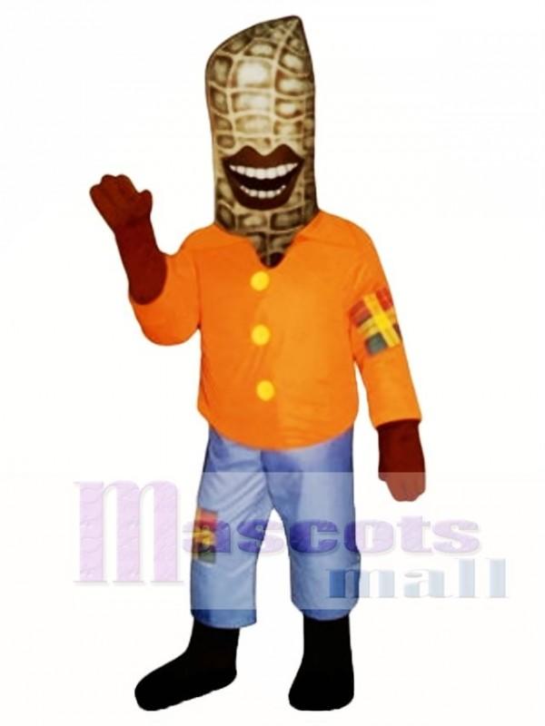 Jack O Laterne Maskottchen Kostüm