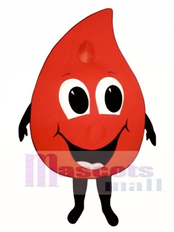 Happy Drop Mascot Costume