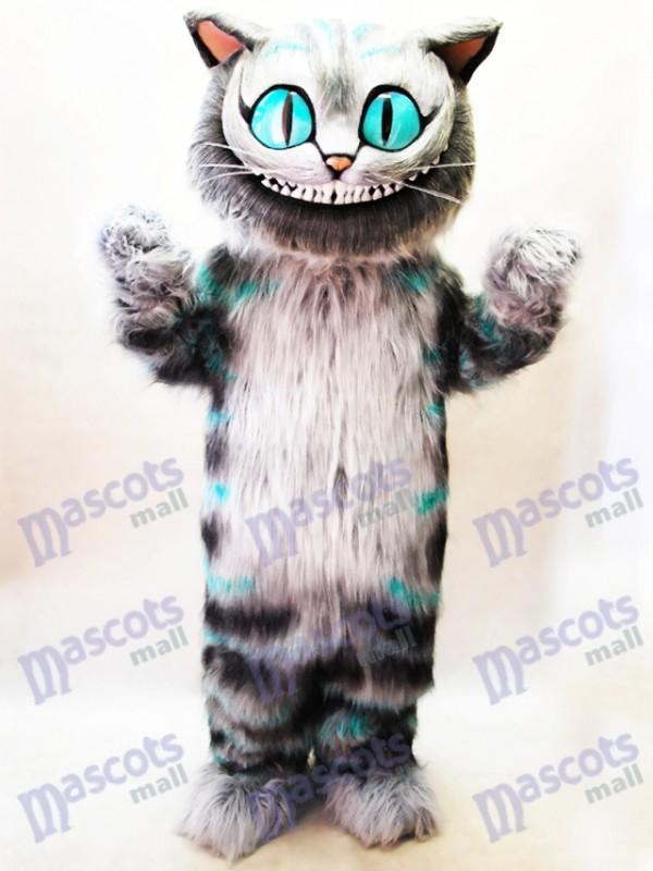 Cheshire Cat from Alice's Adventure in Wonderland Mascot Costume