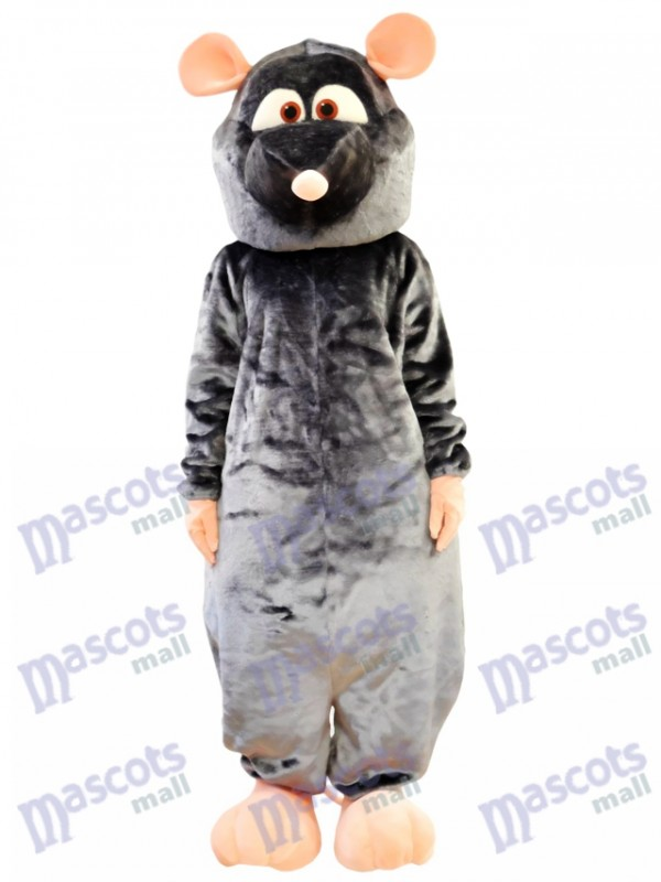 Grey Rat Mascot Costume