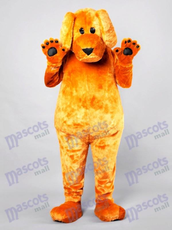 Friendly Dog Mascot Costume