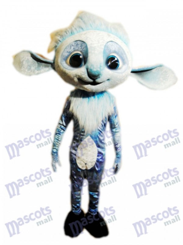 Guardian of the Moon Mascot Costume
