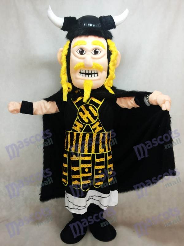 Loki Viking Mascot Costume People