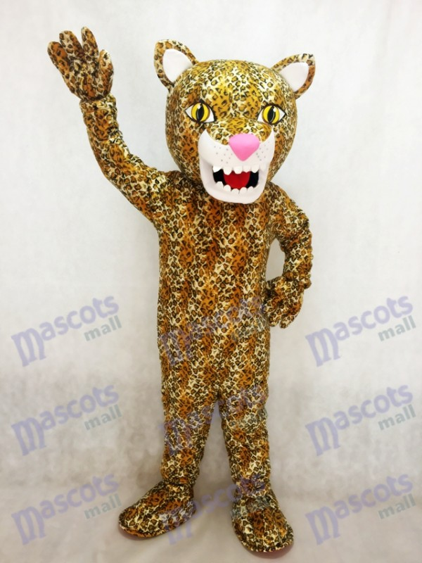 New Jaguar Mascot Costume