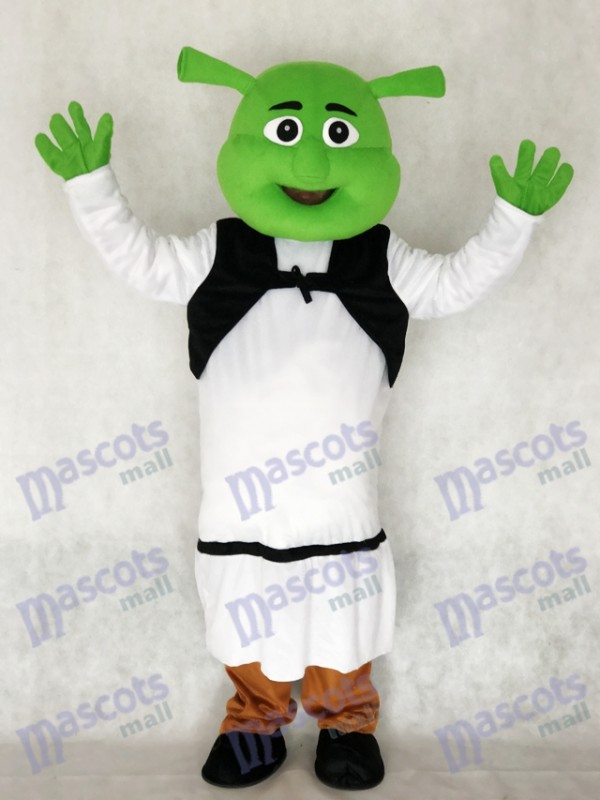 Shrek Mascot Adult Costume Cartoon