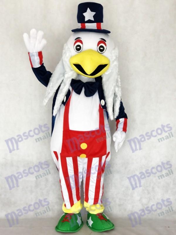 American Eagle Mascot Adult Costume Cartoon