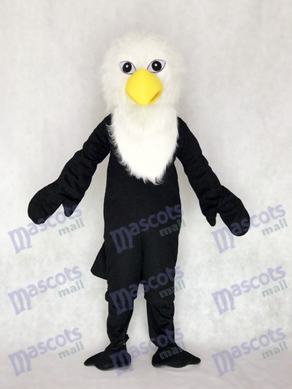 Black Eagle Eagles Mascot Adult Costume Animal