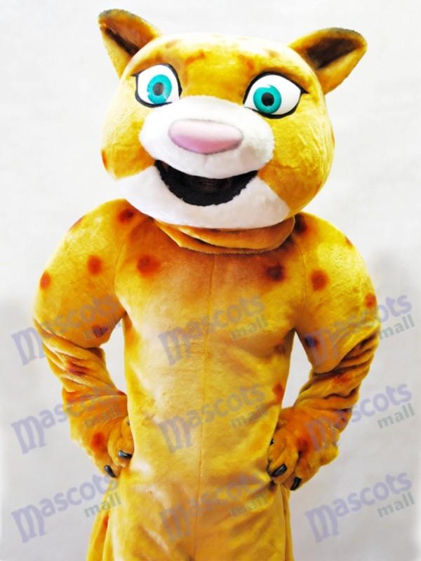 Madagascar Lion Mascot Costume