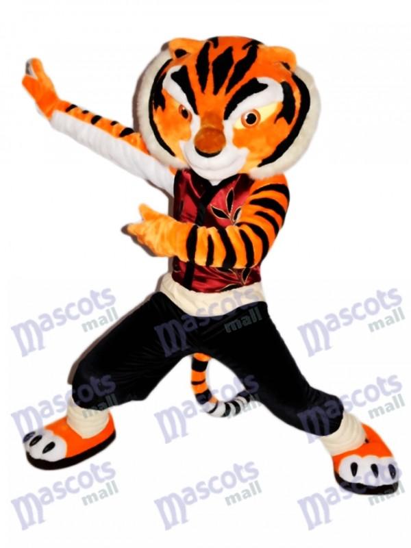 Tigress Tiger Kung Fu Panda Mascot Costume