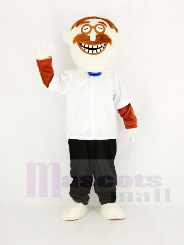 President Teddy Roosevelt Nats Adult Mascot Costume People