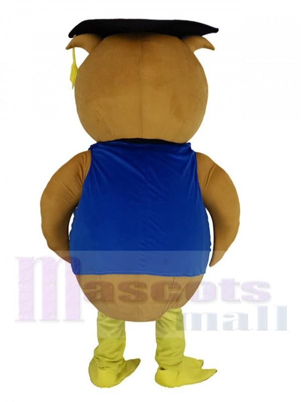Owl mascot costume