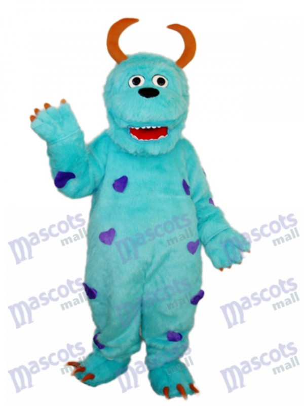 Sulley Monsters Inc Mascot Adult Costume