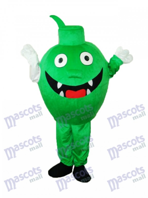 Ghost Mascot Adult Costume