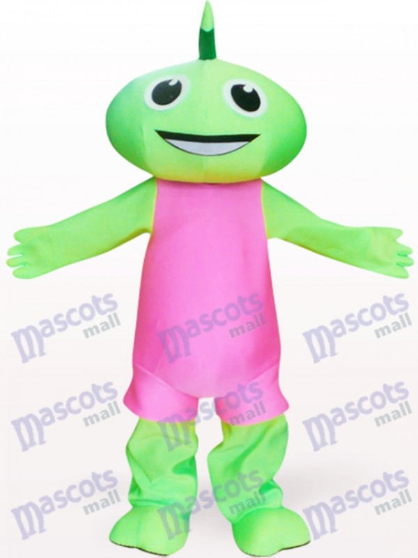 Green Fairy Party Adult Mascot Costume