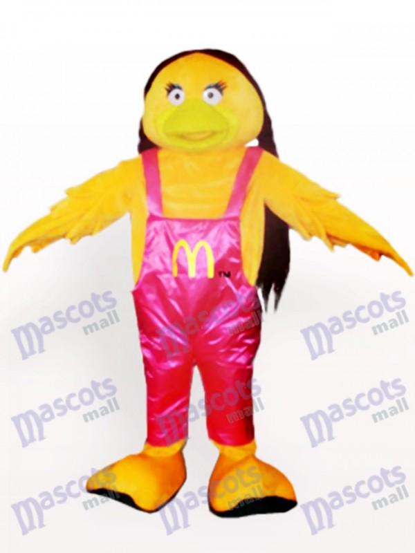 MacDonald Party Adult Mascot Costume