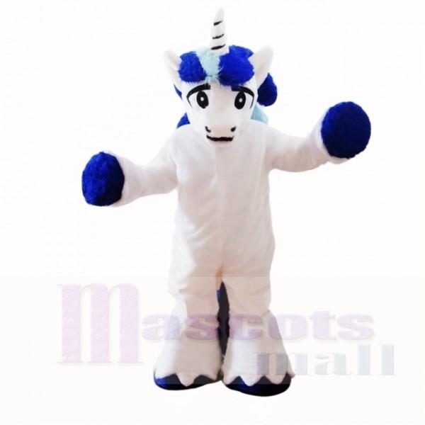 Unicorn Mascot Costumes Cartoon