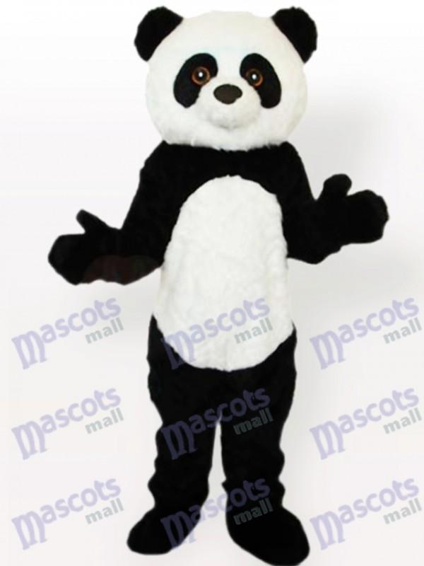 Panda Animal Adult Mascot Funny Costume Type D