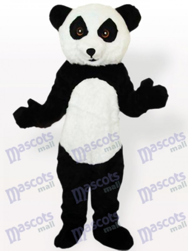 Panda Animal Adult Mascot Costume Type C