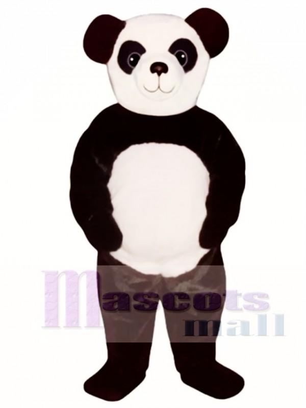 New Toy Panda Mascot Costume