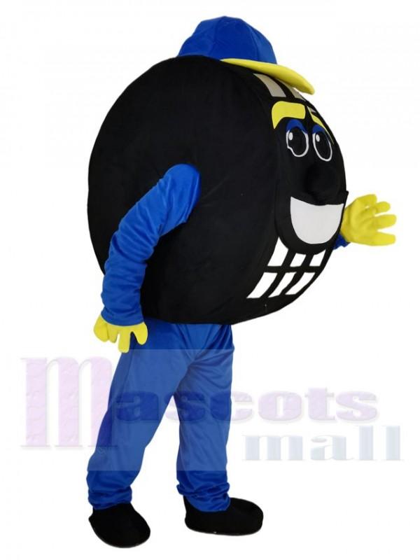 Tire mascot costume
