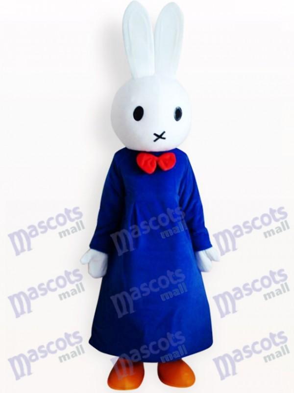 Miffy Rabbit Adult Mascot Costume