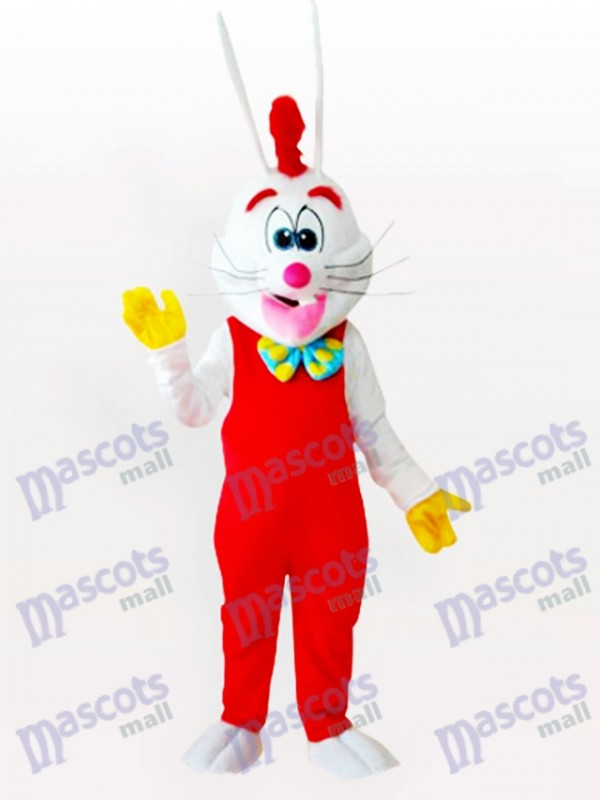 Easter The New Rogge Rabbit Adult Mascot Costume